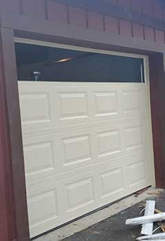 New Garage Door Installation, Woodside